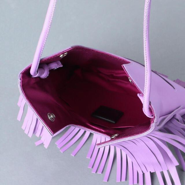 TOMORROWLAND(トゥモローランド)のNOMADIS ノマディス フリンジバッグ レディースのバッグ(ショルダーバッグ)の商品写真