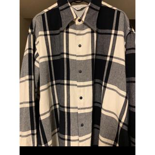 UNUSED - unused 16aw チェックシャツ
