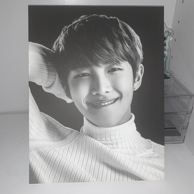 防弾少年団(BTS)(ボウダンショウネンダン)のWINGS RM ナムジュン プレミアムフォト エンタメ/ホビーのCD(K-POP/アジア)の商品写真