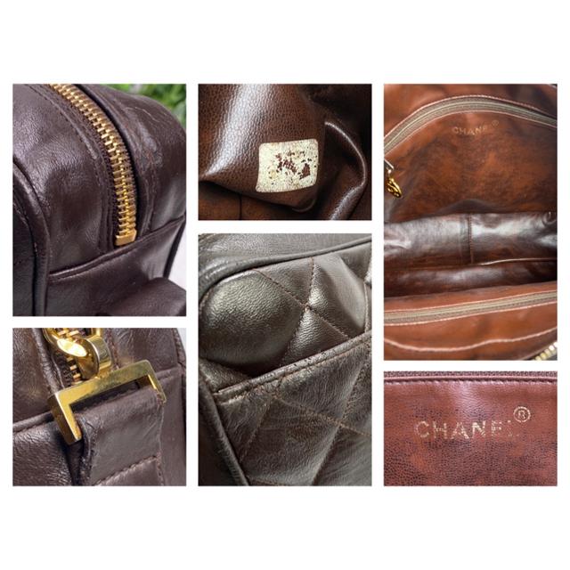 CHANEL(シャネル)の1/24まで✨CHANEL✨シャネル ラムスキン マトラッセ チェーントート レディースのバッグ(トートバッグ)の商品写真