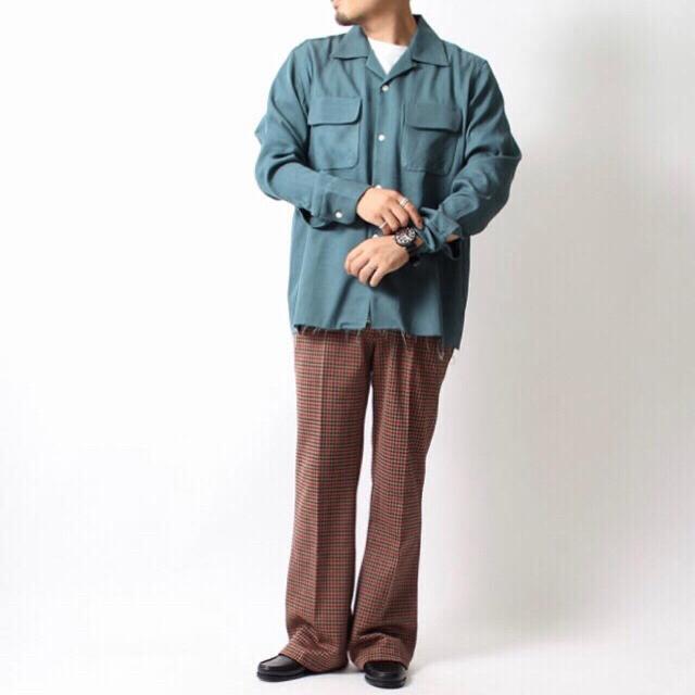 Needles(ニードルス)のNeedles 20AW BOOT-CUT STUDENT PANT メンズのトップス(ジャージ)の商品写真