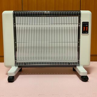 サンラメラ 600W  遠赤外線 暖房器具 ストーブ 空気を汚さない暖房(電気ヒーター)