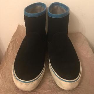ヒステリックグラマー(HYSTERIC GLAMOUR)のみえきち様 HYSTERIC GLAMOUR スエードペコスブーツ 23.5cm(ブーツ)