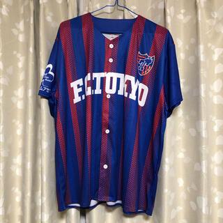 FC東京 ベースボールシャツ ユニフォーム【未使用品】