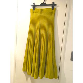 Mila Owen - milaowenプリーツスカート ロングスカート チュールスカート