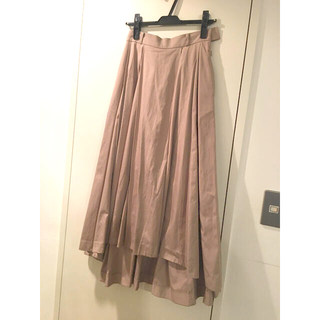 URBAN RESEARCH - アーバンリサーチ プリーツスカート ロングスカート フレアスカート