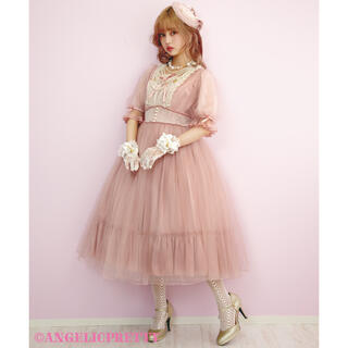 Angelic Pretty - Vintage Tulleワンピース