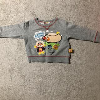 アンパンマン(アンパンマン)のアンパンマントレーナー100(Tシャツ/カットソー)