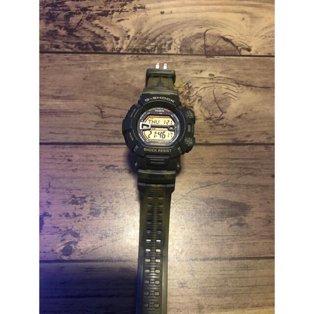 CASIO(カシオ)のG-SHOCK Gショック 迷彩 腕時計 メンズの時計(腕時計(デジタル))の商品写真