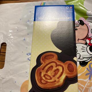 ディズニー(Disney)のディズニーリゾート限定 ミッキーワッフルメーカー(サンドメーカー)