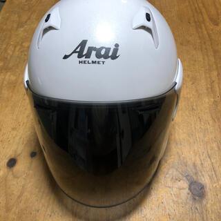 アライテント(ARAI TENT)のArai ジェットヘルメット 59〜60サイズ(ヘルメット/シールド)