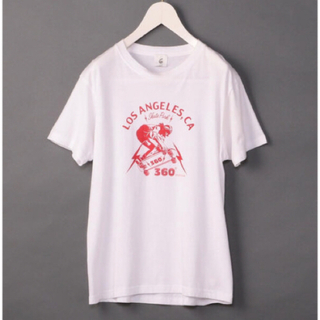 BEAUTY&YOUTH UNITED ARROWS - 6 ROKU ロク ビューティ&ユース Tシャツ ロゴ トップス