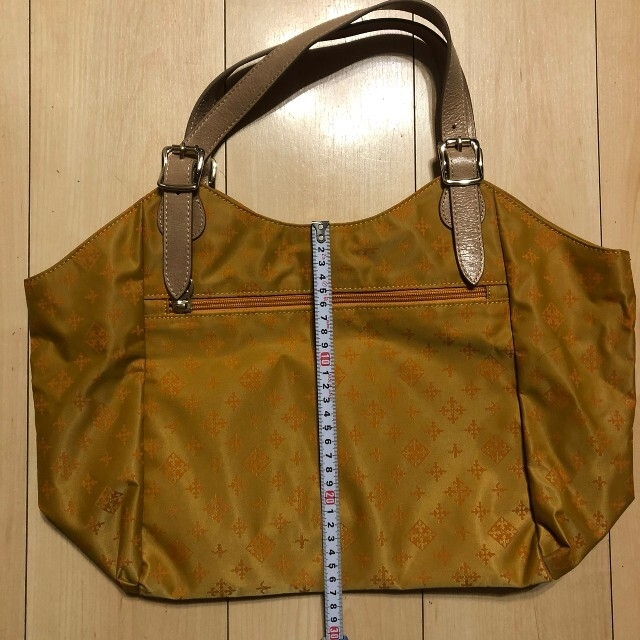 Russet(ラシット)の【ぷぅ様専用】ラシット トートバッグ、ポーチ 2点セット レディースのバッグ(トートバッグ)の商品写真