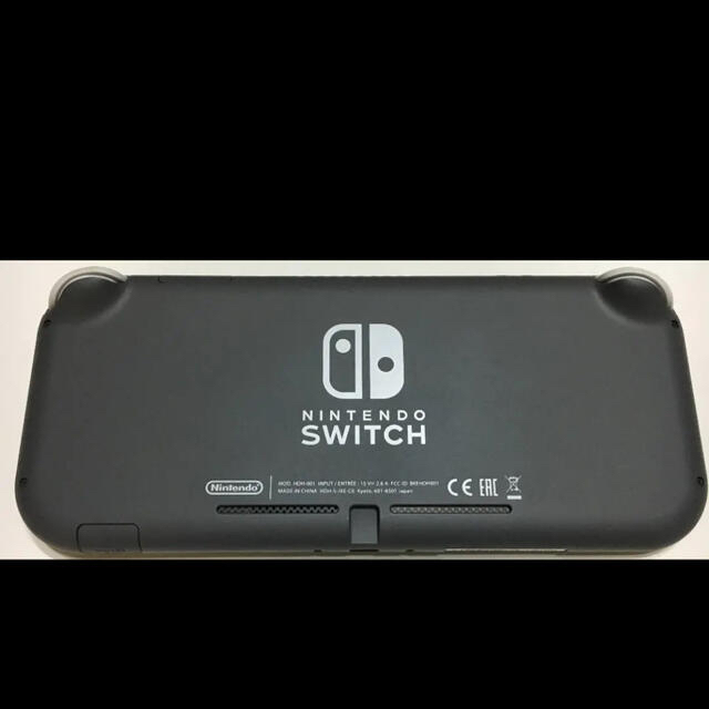 Nintendo Switch(ニンテンドースイッチ)の即配可!Nintendo Switch Lite本体 あつまれどうぶつの森セット エンタメ/ホビーのゲームソフト/ゲーム機本体(家庭用ゲーム機本体)の商品写真