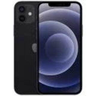 iPhone12 128GB ブラック MGHU3J/A 日本正規品 simフリ