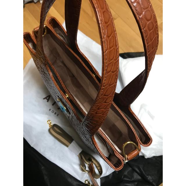ATAO(アタオ)の新品 アタオ ダックワーズ コッコ トートバッグ レディースのバッグ(トートバッグ)の商品写真