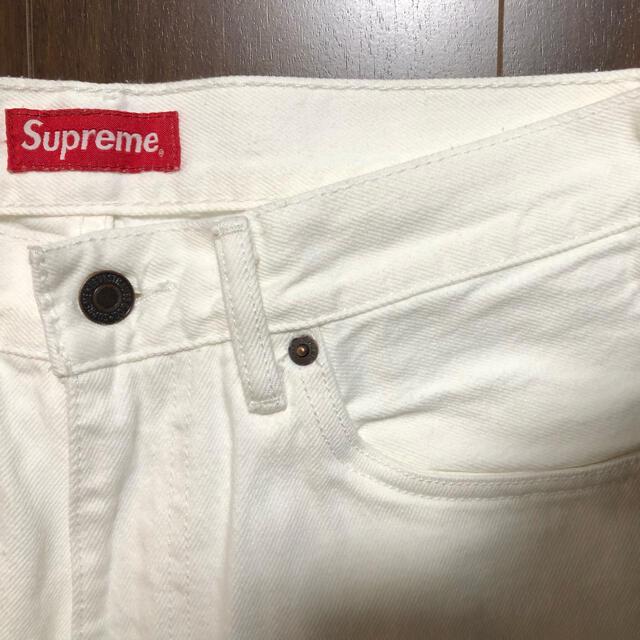 Supreme(シュプリーム)のsupreme ✖️Levis  denim pants メンズのパンツ(デニム/ジーンズ)の商品写真