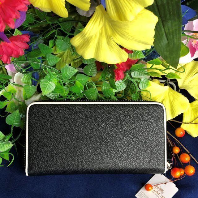 COACH(コーチ)の【COACH ★コーチ★ 新品未使用品 】YKK 長財布 財布 F12585 メンズのファッション小物(長財布)の商品写真