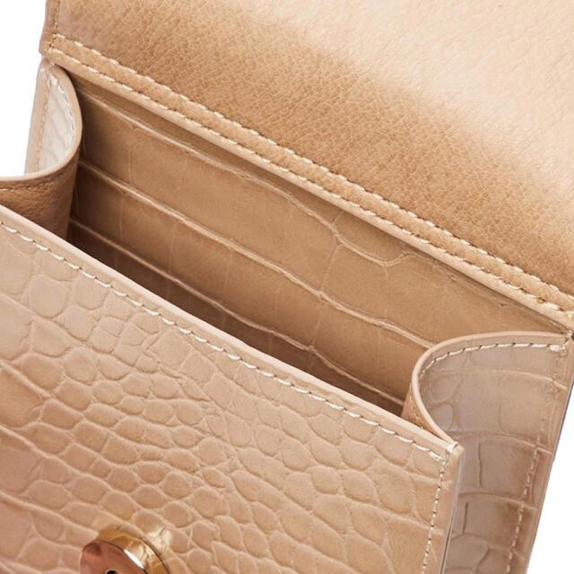 snidel(スナイデル)の【新品未使用】スナイデル ワンポイントミニバッグ レディースのバッグ(ショルダーバッグ)の商品写真