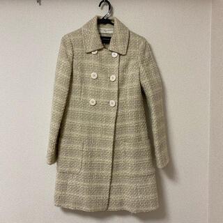 クイーンズコート(QUEENS COURT)のクアーズコートのコート(ロングコート)