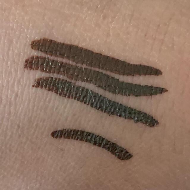 36H耐久リキッドアイライナー ブラウン 2本 コスメ/美容のベースメイク/化粧品(アイライナー)の商品写真