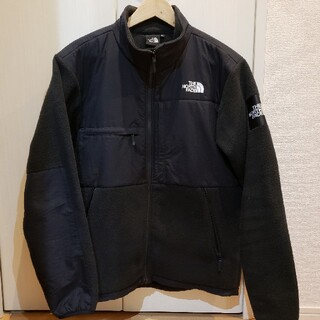 THE NORTH FACE - north face denali jacket デナリ Lサイズ ブラック