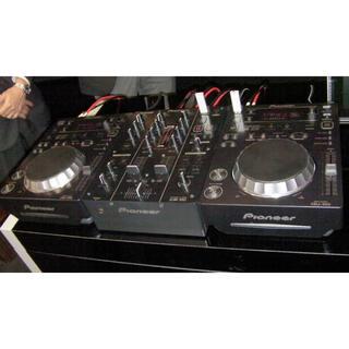 パイオニア(Pioneer)のCDJ350 DJM350 セット(CDJ)
