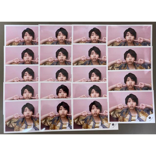 ジャニーズJr.(ジャニーズジュニア)の本髙克樹 7MEN侍 公式写真 エンタメ/ホビーのタレントグッズ(アイドルグッズ)の商品写真