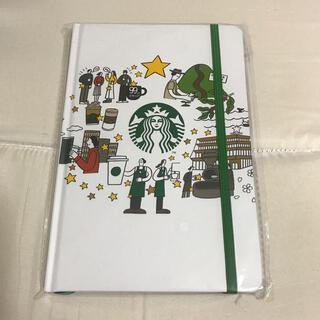 スターバックスコーヒー(Starbucks Coffee)の値下げ☆新品☆スターバックス ☆ノート☆ジャーナルブックコーヒージャーニー(ノート/メモ帳/ふせん)