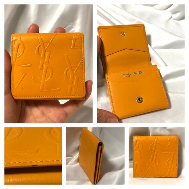 Saint Laurent(サンローラン)のmaasa様専用 イヴサンローラン  コインケース レディースのファッション小物(コインケース)の商品写真