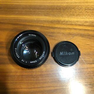 Nikon - Nikon 50mm f1.4単焦点レンズ
