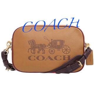 COACH - 新品 コーチ ショルダーバッグ ジェスクロスボディバッグ