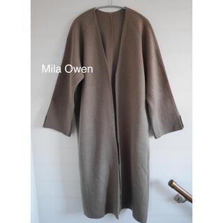 Mila Owen - Mila Owen ロングコーディガン