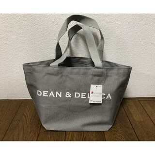 【DEAN&DELUCA】トートバック★ディーン&デルーカ★グレーS