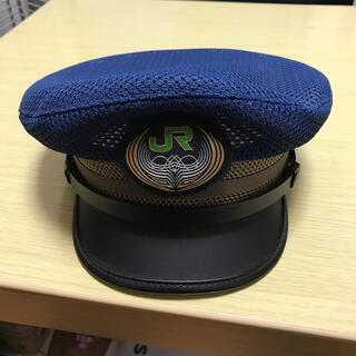 ジェイアール(JR)のJRメッシュ帽子 帽子カバー二枚付き(その他)