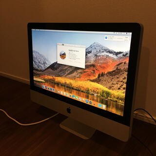 Mac (Apple) - iMac 2010 21.5インチ i3 3.06GHz 8gb 500GB