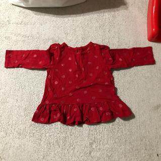 ベビーギャップ(babyGAP)のべビーギャップロンTシャツ90(Tシャツ/カットソー)