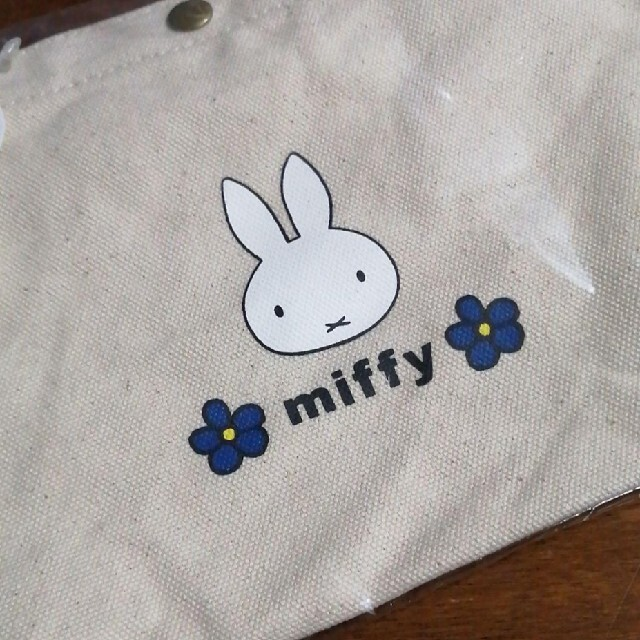 しまむら(シマムラ)の新品 しまむら ミッフィー ミニトートバッグ レディースのバッグ(トートバッグ)の商品写真