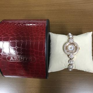 ABISTE - ABISTE(アビステ ) 9151006p      腕時計 綺麗め パール