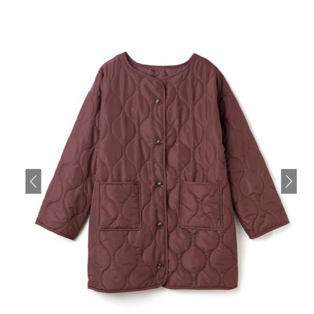 GRL(グレイル)のGRL パイピングコート ライナー付き レディースのジャケット/アウター(ロングコート)の商品写真