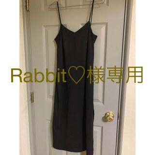 ZARA - ZARA black dress