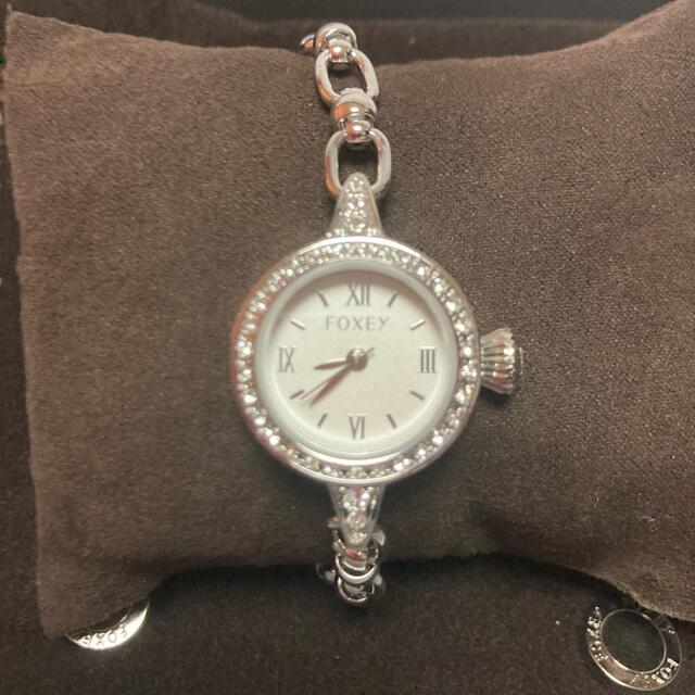 FOXEY(フォクシー)の【新品】FOXEY ジュエリーウォッチ レディースのファッション小物(腕時計)の商品写真
