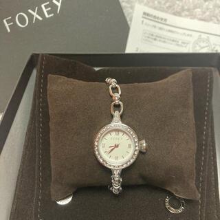 フォクシー(FOXEY)の【新品】FOXEY ジュエリーウォッチ(腕時計)
