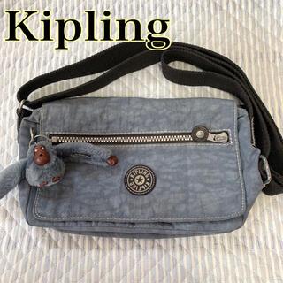 キプリング(kipling)のkipling  ショルダーバッグ レディース ブルー 青 ミニショルダー(ショルダーバッグ)