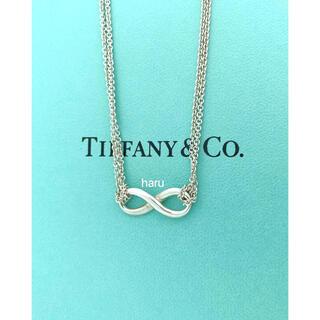 Tiffany & Co. - TIFFANY&Co. ティファニーインフィニティネックレス