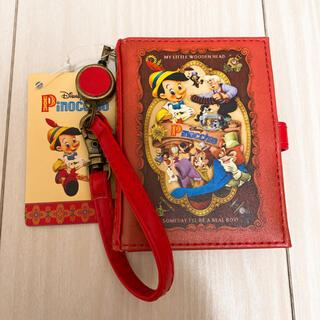 ディズニー(Disney)のピノキオ パスケース(パスケース/IDカードホルダー)