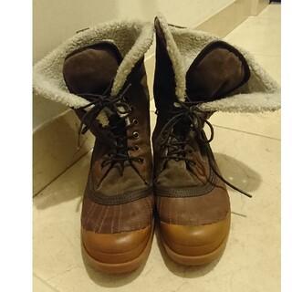 ヴァンズ(VANS)の【断捨離価格】VANS バンズ ボア ブーツ 26㎝(ブーツ)