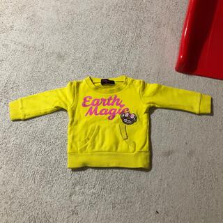 アースマジック(EARTHMAGIC)の★EarthMAGICパーカー80(Tシャツ)