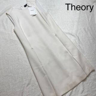 theory - theory ノースリーブワンピース 秋冬