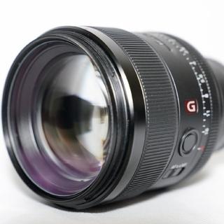 ソニー(SONY)の【中古】Sony 85mm 1.4 GM レンズ(レンズ(単焦点))